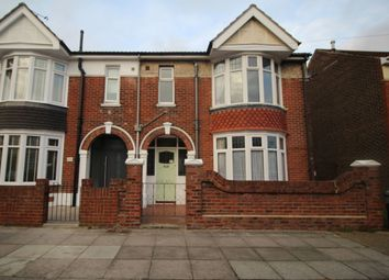Thumbnail 3 bedroom property to rent in Madeira Road, Portsmouth