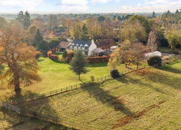 Oakley Park, Frilford Heath, Abingdon, Oxfordshire OX13. 5 bed detached house for sale