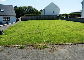 Thumbnail Land for sale in Castell Ystrad Development, Cross Inn, New Quay, Ceredigion