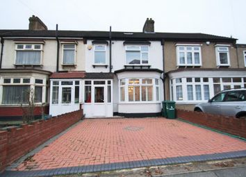 Thumbnail 4 bed terraced house for sale in Clarence Avenue, Ilford