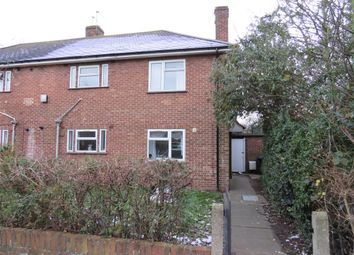Thumbnail 1 bedroom flat for sale in Cherrytree Grove, Dogsthorpe, Peterborough