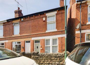 Thumbnail 2 bed end terrace house for sale in Ockerby Street, Bulwell, Nottinghamshire