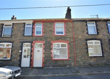 Thumbnail 3 bed terraced house for sale in Glynhafod Street, Aberdare, Rct