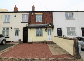 Thumbnail 2 bed terraced house to rent in North Street, Mow Cop, Cheshire