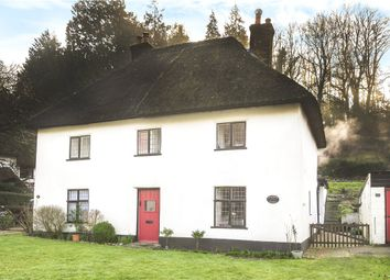 Thumbnail 2 bed semi-detached house for sale in The Street, Milton Abbas, Blandford Forum, Dorset