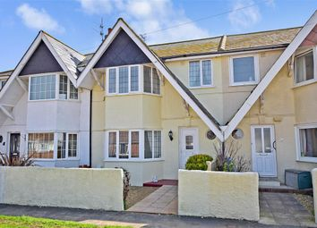 Thumbnail 3 bed terraced house for sale in Capel Avenue, Peacehaven, East Sussex