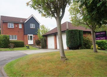 4 bed detached house for sale in Calderbrook Drive, Cheadle SK8