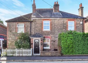 Thumbnail 2 bed terraced house for sale in Hazelwick Road, Crawley