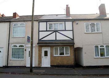 Thumbnail 2 bedroom terraced house to rent in Brook Street, Lye, Stourbridge