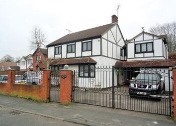 Thumbnail 4 bed property for sale in Common Lane, New Haw, Addlestone