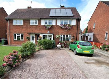 3 bed semi-detached house for sale in Warstones Drive, Penn, Wolverhampton WV4