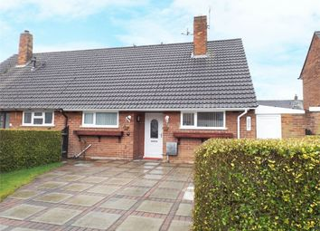 Thumbnail 2 bed semi-detached bungalow for sale in Marston Close, Wirral, Merseyside