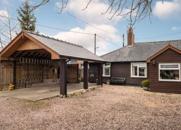 Thumbnail 3 bed bungalow for sale in Westhaven Court, Station Road, Market Bosworth, Nuneaton