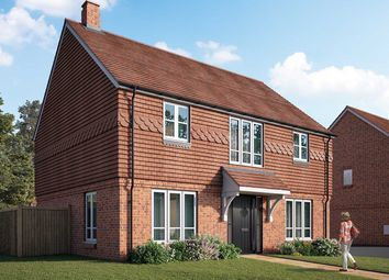 """Thumbnail 4 bed detached house for sale in """"The Knole"""" at Mill Road, Hailsham"""