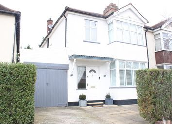 Thumbnail 3 bed semi-detached house for sale in The Meadow Way, Harrow Weald, Harrow