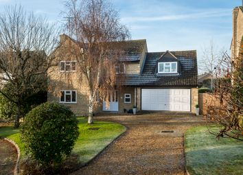 Thumbnail 4 bed detached house for sale in Dovecote Close, Barrowden, Oakham