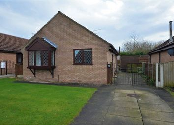 Thumbnail 2 bed bungalow to rent in Priory Way, Snaith, Goole