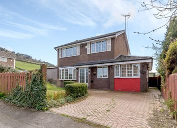 Thumbnail 5 bedroom detached house for sale in Ladybower Avenue, Huddersfield, West Yorkshire