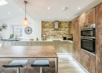 Thumbnail 4 bed detached house for sale in Burleigh Close, Crawley Down, Crawley