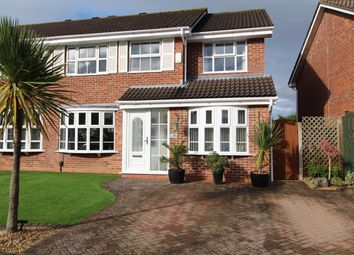 Thumbnail 4 bed semi-detached house for sale in Stoneberry Road, Whitchurch, Bristol