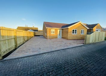 St. Thomas Drive, March PE15. 2 bed detached house for sale