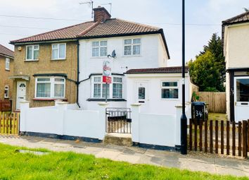 Thumbnail 4 bed semi-detached house for sale in Anglesey Road, Enfield