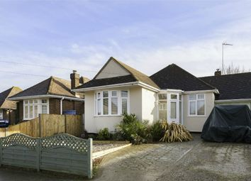 Thumbnail 3 bed detached bungalow for sale in Elmwood West, Swalecliffe, Whitstable, Kent