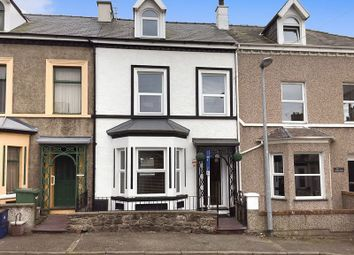 Thumbnail 4 bed terraced house for sale in Gelert Street, Caernarfon