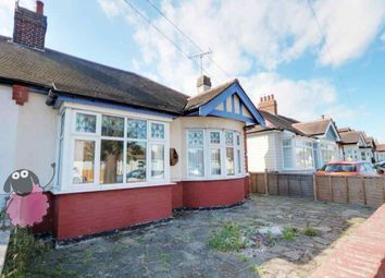 Thumbnail 2 bed semi-detached bungalow for sale in Weybourne Gardens, Southend-On-Sea