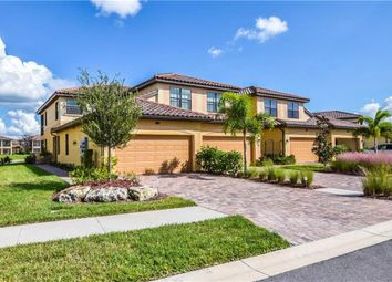 Thumbnail Town house for sale in 20061 Ragazza Cir #101, Venice, Florida, United States Of America