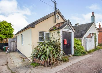 Thumbnail 2 bed detached bungalow for sale in Albert Road, Framlingham, Woodbridge