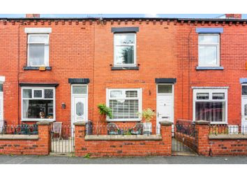 Thumbnail 2 bed terraced house for sale in Huntroyde Avenue, Bolton