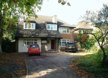 Thumbnail 4 bed detached house for sale in Barnet Road, Arkley, Barnet