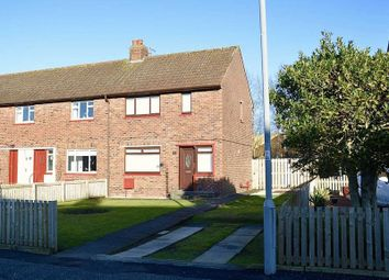 Thumbnail 2 bed end terrace house for sale in Fenwickland Avenue, Ayr