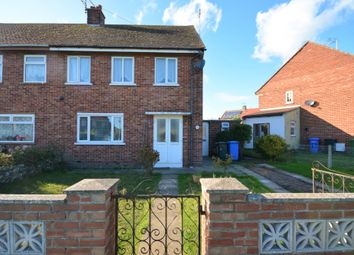 Thumbnail 3 bedroom semi-detached house for sale in Beechwood Gardens, Lowestoft, Suffolk