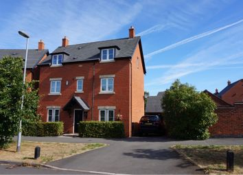 Thumbnail 4 bed detached house for sale in Saxon Drive, Rothley