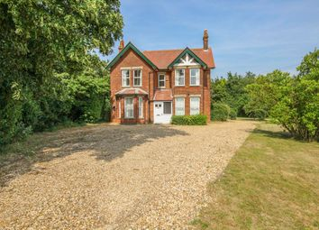 Thumbnail 5 bedroom detached house to rent in Heath Road, Swaffham Prior, Cambridge