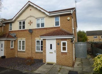 Thumbnail 3 bed end terrace house for sale in Rainsborough Way, York