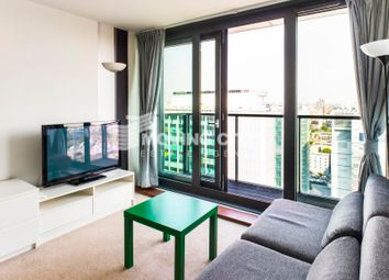 Thumbnail 1 bed flat for sale in Elektron Tower, 12 Blackwall Way, Canary Wharf