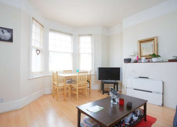 Thumbnail 3 bed flat to rent in Strathleven Road, London