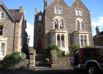 Thumbnail 1 bed flat to rent in Princes Road, Clevedon