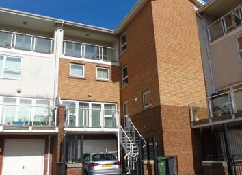 Thumbnail 4 bed flat to rent in Taliesin Court, Chandlery Way, Cardiff