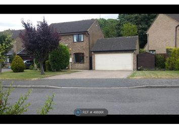 Thumbnail 4 bedroom detached house to rent in Dove Close, Towcester