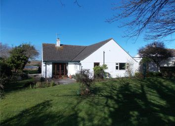 Thumbnail 3 bed detached bungalow for sale in Trevere Close, Connor Downs, Hayle
