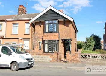 Thumbnail 3 bed detached house for sale in Church Road, Gorleston, Great Yarmouth