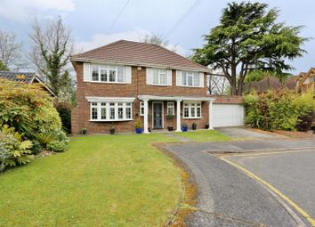 Thumbnail 4 bed detached house for sale in Rushley Close, Keston