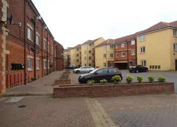 Thumbnail 2 bedroom flat for sale in Cambridge Court, Tindale Crescent, Bishop Auckland