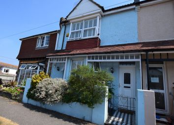 Thumbnail 3 bed terraced house for sale in Seaville Drive, Pevensey Bay
