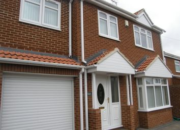 Thumbnail 3 bed detached house for sale in Woodburn Close, Houghton Le Spring