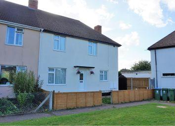Thumbnail 3 bed semi-detached house for sale in Gudge Heath Lane, Fareham
